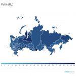 Elezioni in Russia: ecco dove Putin prenderà il 90%